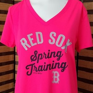 Under Armour Red Sox spring training tshirt